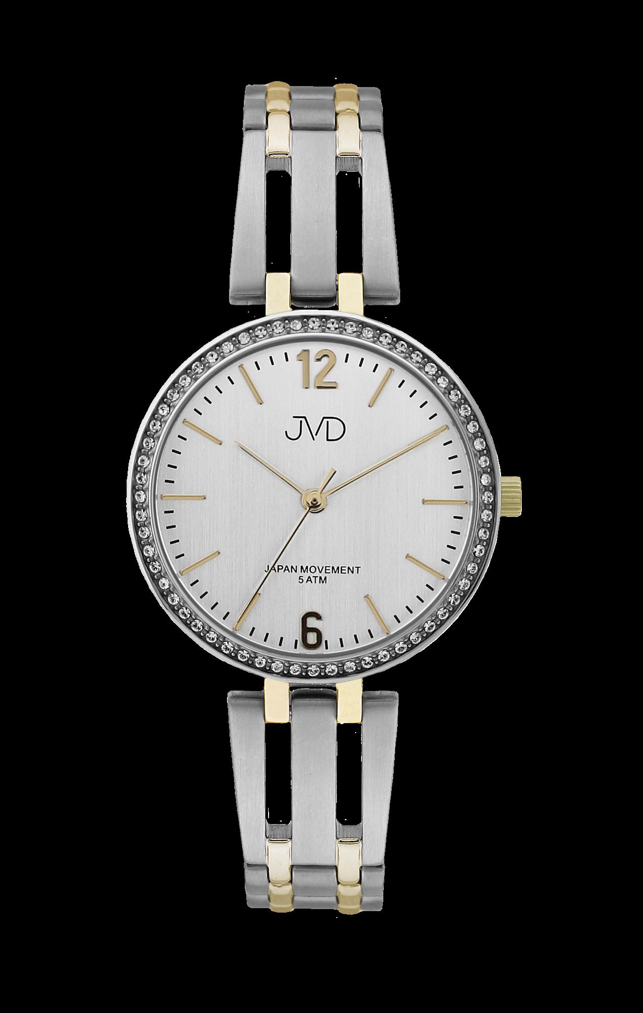Dámské ocelové voděodolné náramkové hodinky JVD J4166.2 (POŠTOVNÉ ZDARMA!!!)