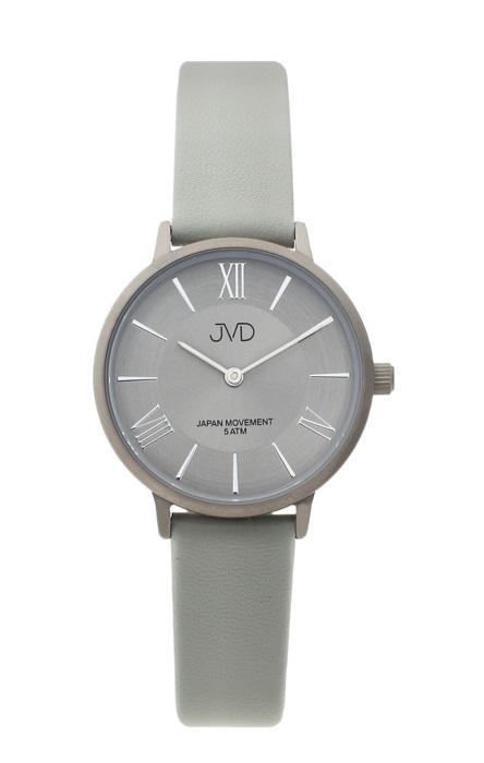 321ab152e Dámské antialergické titanové náramkové hodinky JVD J4167.1 | Hodiny ...