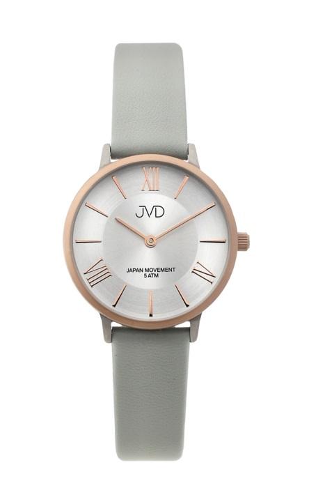 Dámské antialergické titanové náramkové hodinky JVD J4167.2 (POŠTOVNÉ  ZDARMA!!) a35d9a4f9e1