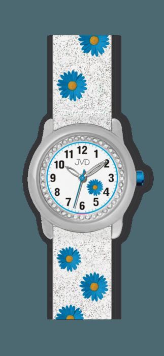 Dětské světle modré náramkové hodinky JVD basic J7118.2