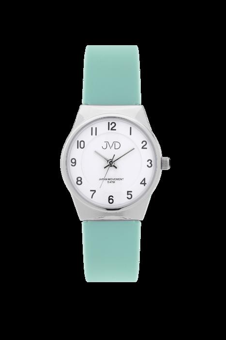 Dívčí dětské pastelové náramkové hodinky JVD J7188.3 (dívčí dětské hodinky) 94ec240907