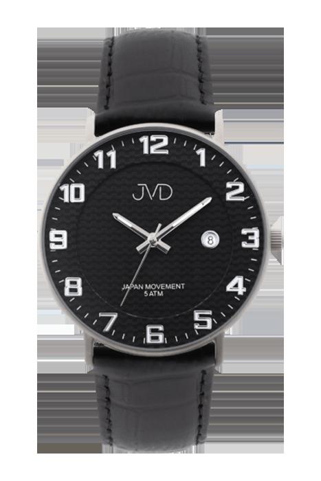 Pánské titanové antialergické voděodolné hodinky JVD J2022.1 (POŠTOVNÉ ZDARMA!!)
