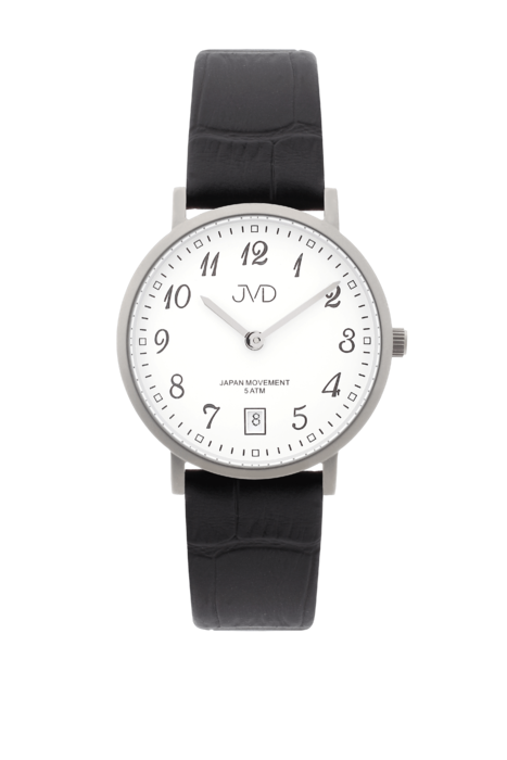 Dámské luxusní titanové hodinky JVD JVD J5030.1 - 5ATM