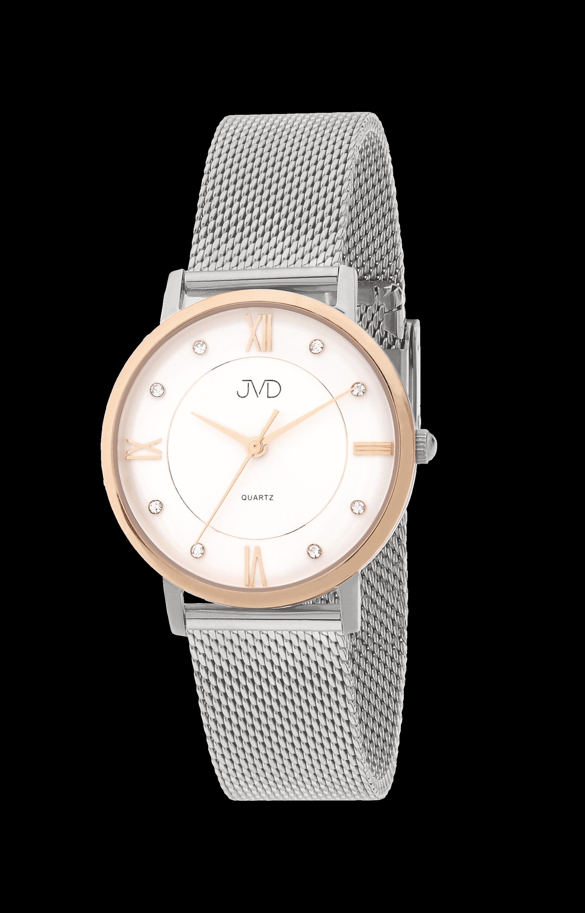 Dámské módní značkové náramkové hodinky JVD JG1006.3  2410fa536df