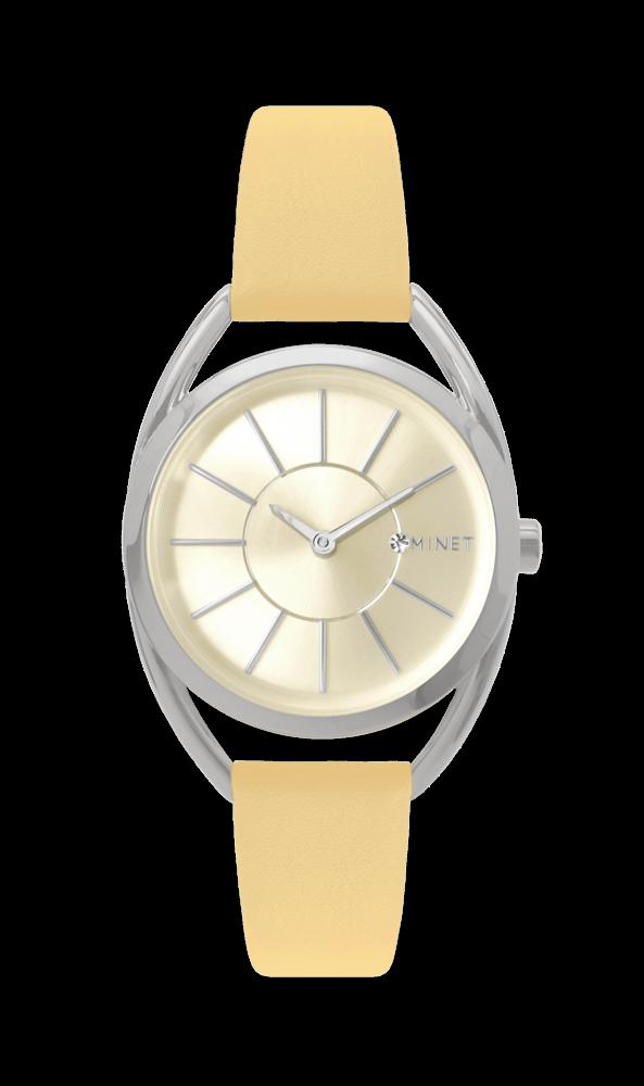 f9fa801f93c Meruňkové dámské hodinky MINET ICON APRICOT GLOW MWL5027 (POŠTOVNÉ  ZDARMA!!!)