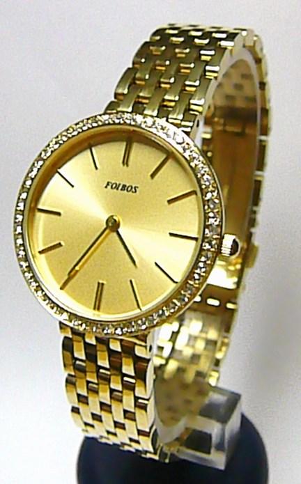3446cfa6fa Kompletní specifikace · Ke stažení · Související zboží. Zlaté elegantní dámské  hodinky ...