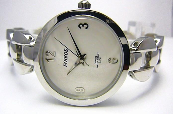 Kompletní specifikace · Ke stažení · Související zboží. Luxusní stříbrné  ocelové dámské hodinky Foibos 2175 se zirkony 3ATM 3fb1714c184