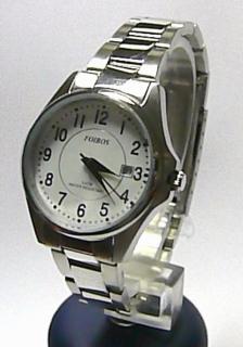 Dámské voděodolné ocelové stříbrné hodinky Foibos 3883L.1 - 3ATM eb6b3de713