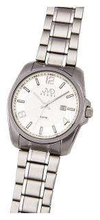 Ocelové nerezové náramkové hodinky JVD steel H05.2 s kalendářem - 5ATM cf88b5934d