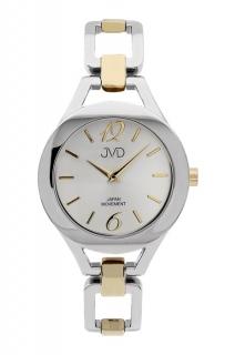 2908022d8bd Dámské nerezové voděodolné hodinky JVD JC029.4 s datumovkou POŠTOVNÉ ZDARMA!