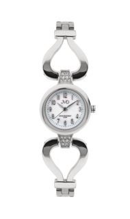 Dámské elegantní nerezové módní hodinky JVD J4138.1 - 5ATM 609cca10f7
