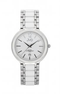 Luxusní keramické dámské náramkové hodinky JVD chronograph J1104.1 cc8c87b025