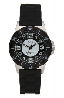 Chlapecké dětské vodotěsné sportovní hodinky JVD J7168.1 - 5ATM 422a132439