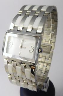 Dámské ocelové kvalitní hodinky s keramickými prvky Foibos 1B671 aa1ce87114