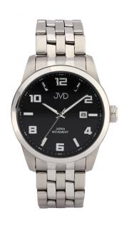 543b4b632d2 Pánské ocelové vodotěsné hodinky JVD JC644.5 - 10ATM s datumovkou!