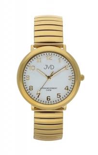 Dámské ocelové náramkové hodinky JVD J1108.3 na pérovém pásku 6e1f776a1ce