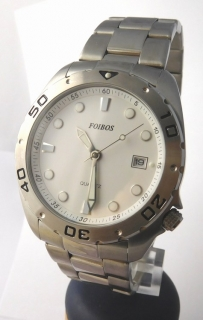 dc5d4b0d37c Mohutné pánské vodotěsné potápěčské hodinky Foibos 5452 - 20ATM