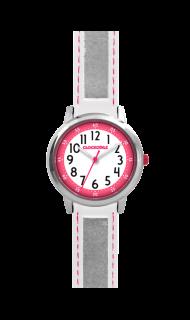 Bílé reflexní dětské hodinky CLOCKODILE REFLEX CWX0013 f139458e1f