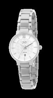Dámské náramkové hodinky JVD JG1005.1 se safírovým sklem 85edb203d5