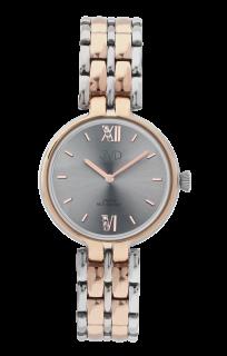 2e16a1622fa Dámské elegantní šperkové náramkové hodinky JVD JC001.2