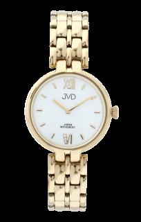 603e049406a Dámské elegantní šperkové náramkové hodinky JVD JC001.3
